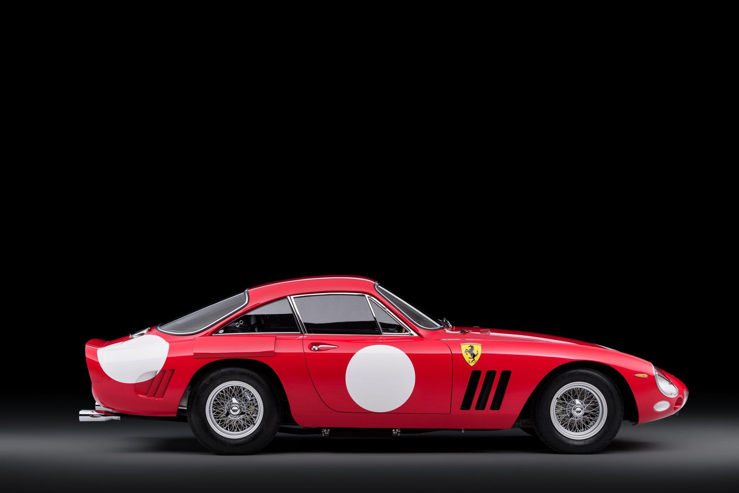 Bell Sport & Classic – Project Ferrari 330 LMB