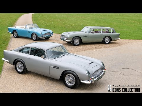 DB5 VANTAGE ICONS COLLECTION FOR SALE