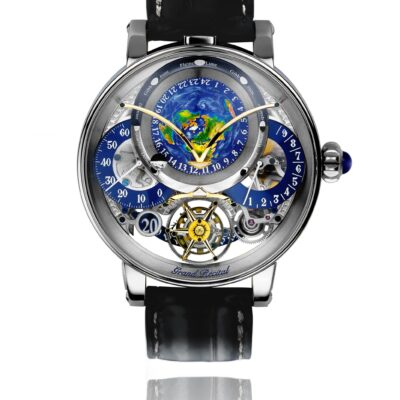 BOVET, based in Switzerland is famous for creating intricate and complex timepieces.